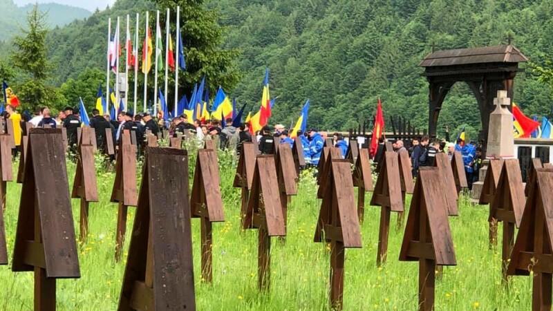 Scandal la Cimitirul din Valea Uzului - 6