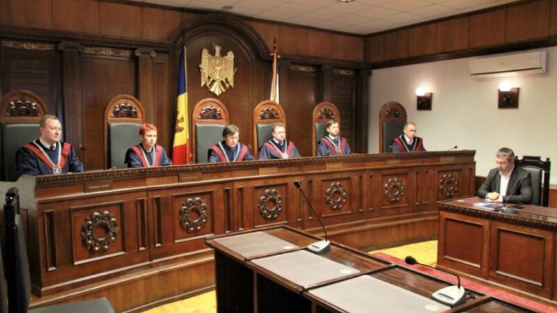 Curtea Constitutionala a Republicii Moldova