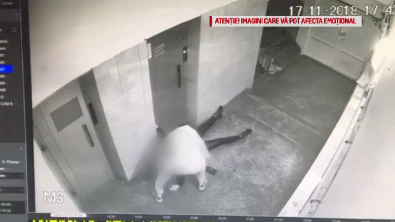 Pedeapsa primită de bărbatul care a atacat o tânără în scara unui bloc din Alba Iulia