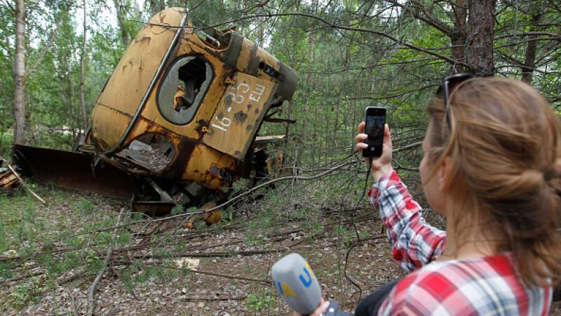Turiști la Cernobîl în 2019 - 8