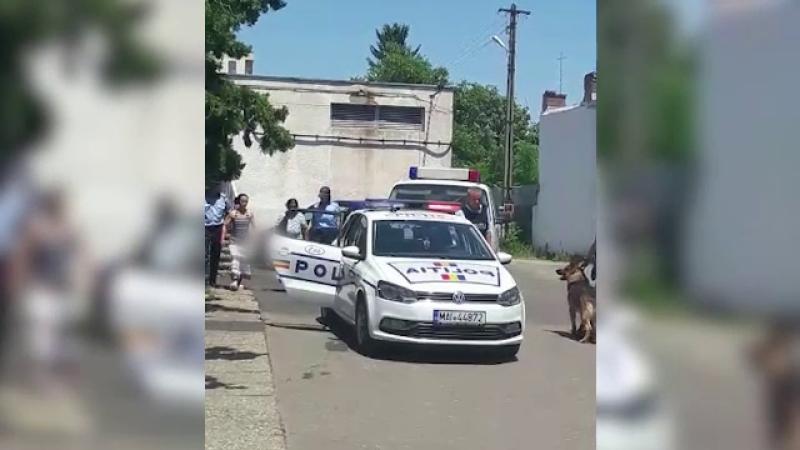 Conflict cu săbii și cuțite, pe o stradă din Ploiești. Cum s-a terminat încăierarea