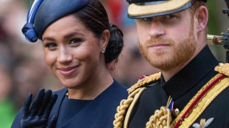 Moment jenant între Prințul Harry și Meghan Markle - 9
