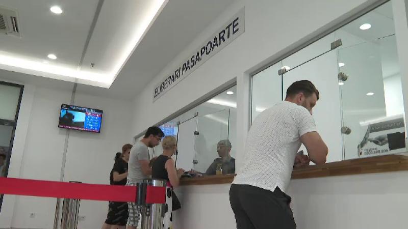 birou pasapoarte