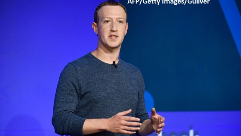 Mark Zuckerberg - Getty/Guliver