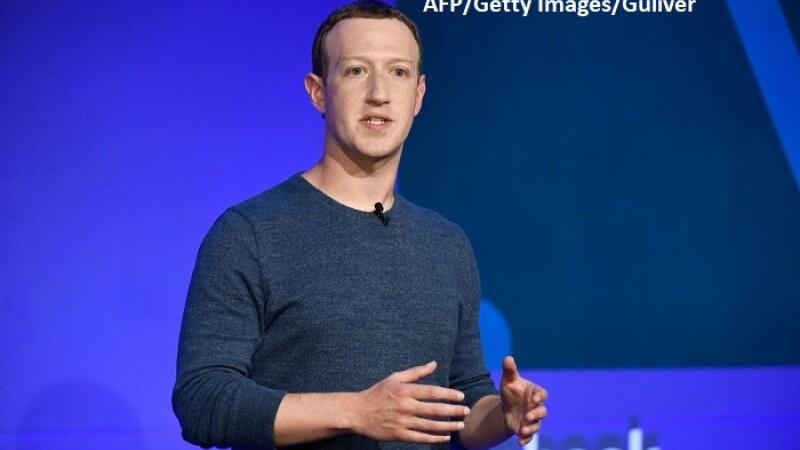 Mark Zuckerberg - Getty/Guliver