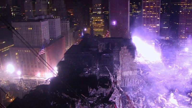 Fotografii nemaivăzute cu atentatele de la 11 septembrie 2001 - 11