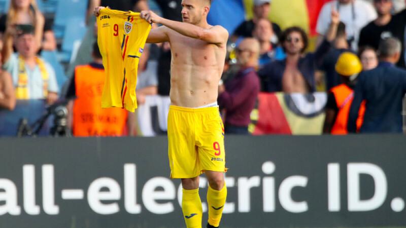 Victorie uriașă pentru România în fața Angliei, scor 4-2, la Euro U21 - 11
