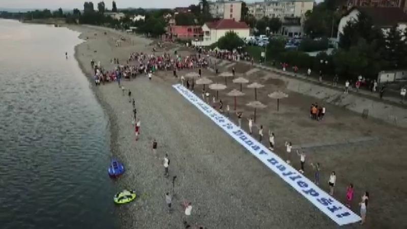 Românii, așteptați pe malul sârbesc al Dunării