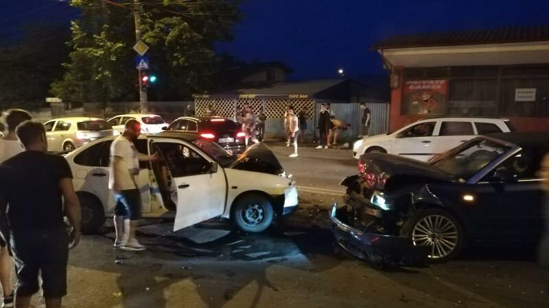 accident Galați