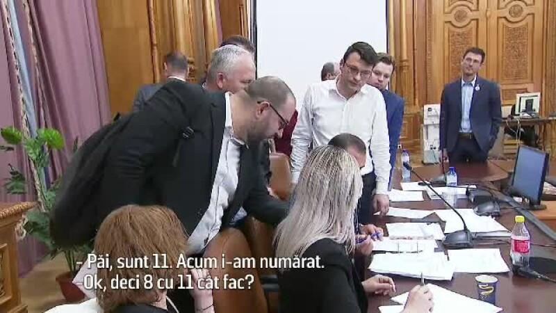 scandal parlamentari