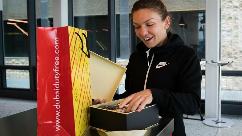 Cadoul primit de Simona Halep înaintea Turneului de la Eastbourne - 3