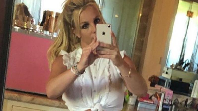 Britney Spears, imagine controversată pe Instagram