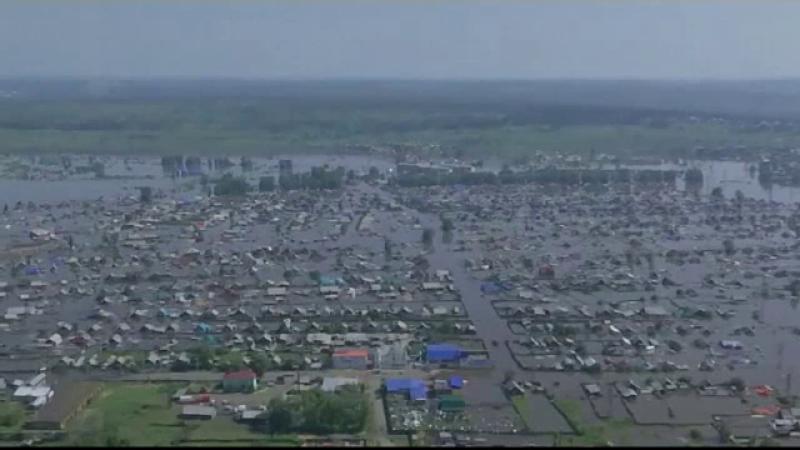 inundatii Siberia
