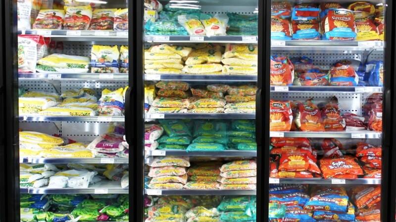 Retail, supermarket