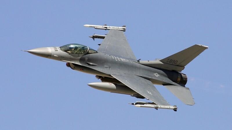 avion militar sua