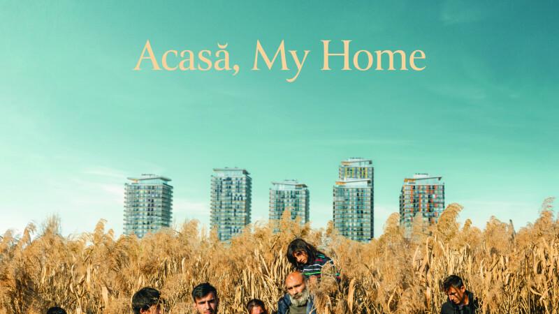 """""""Acasă"""", povestea familiei care a trăit 20 de ani în Delta Văcăreşti, ar putea fi nominalizat la Oscar"""