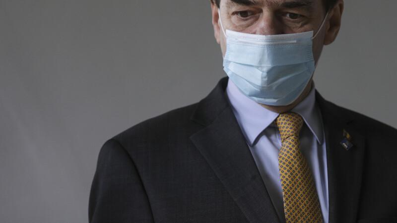 Apelul premierului către populație, în contextul exploziei de infectări: \