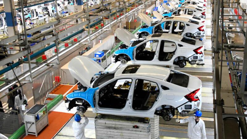 Fabrica Honda