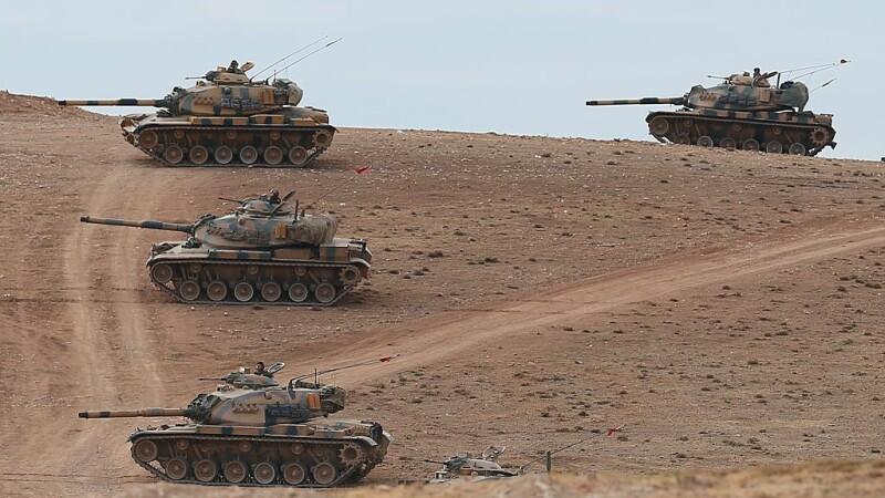 tancuri Turcia
