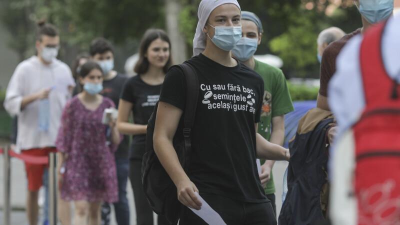 Bacalaureat 2020. Elevii au susținut luni proba la Limba și Literatura Română