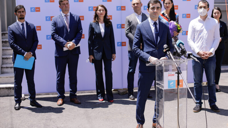 candidati USR-PLUS alegeri locale Bucuresti