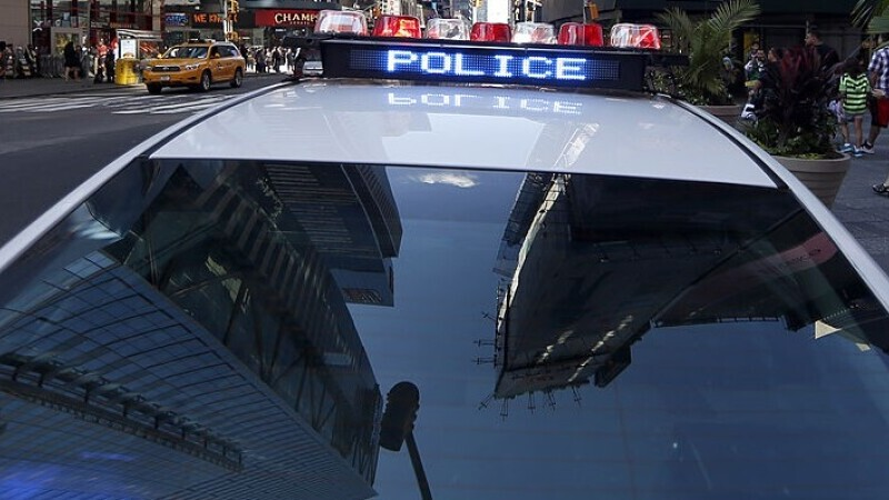 poliție America
