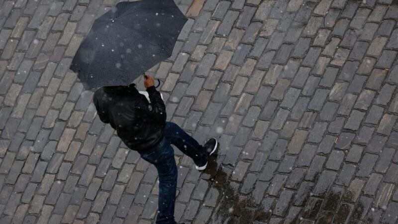 vreme ploaie umbrelă