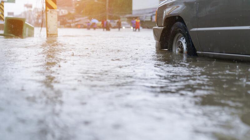 Ploile au făcut prăpăd în toată țara. Bilanțul ciclonului din Marea Neagră care a lovit România