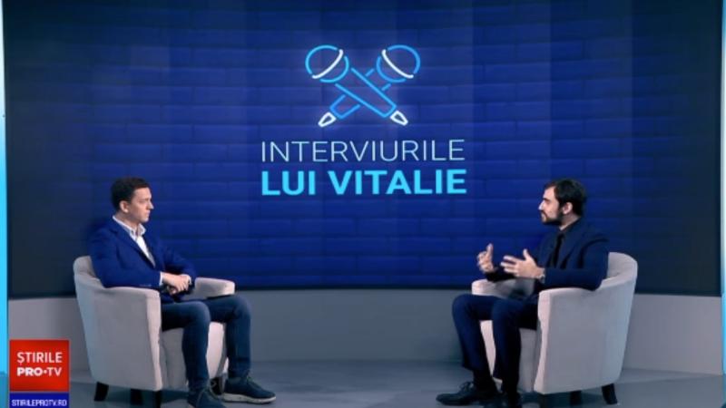 Interviurile lui Vitalie