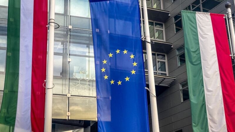 Ungaria UE