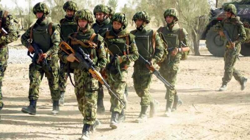 Un alt militar roman, cazut la datorie in Afganistan! Inca 4 au fost raniti