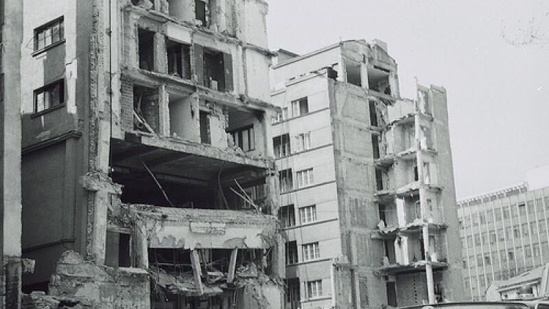 36 de ani de la cutremurul din '77. Vezi aici secvente VIDEO tulburatoare