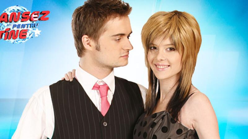 Andreea si Catalin Josan