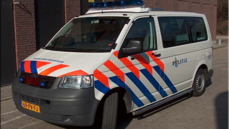 Suspecti de terorism arestati la Amsterdam