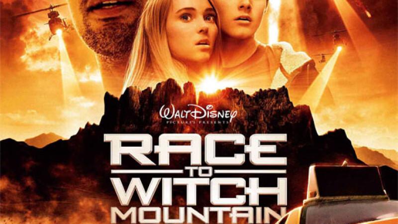 Cursa spre Witch Mountain