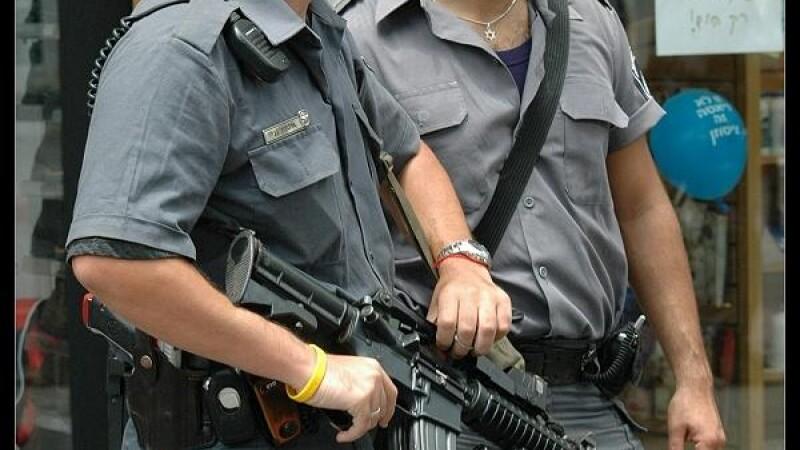 Politia israeliana