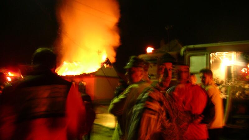 Incendiu Sebes