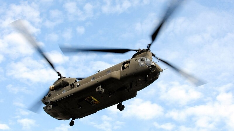 Chinook, elicopter militar