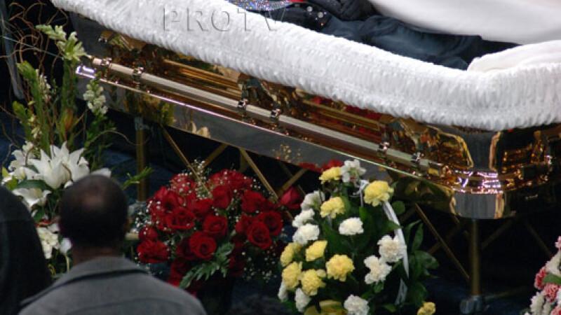 James Brown mort