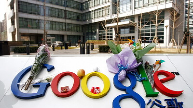 Google s-a inchis in China