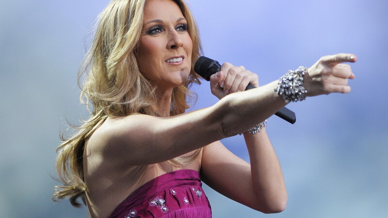 Celine Dion, internata de urgenta in spital!