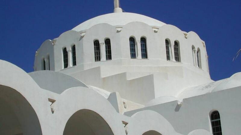 biserica, Grecia