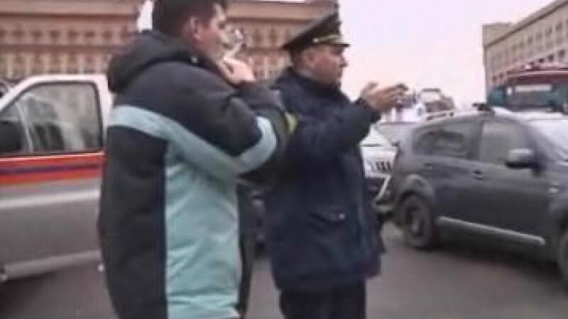 Atentat Moscova
