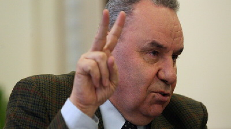 Cine este Andrei Marga, ministrul Afacerilor Externe in Guvernul Ponta