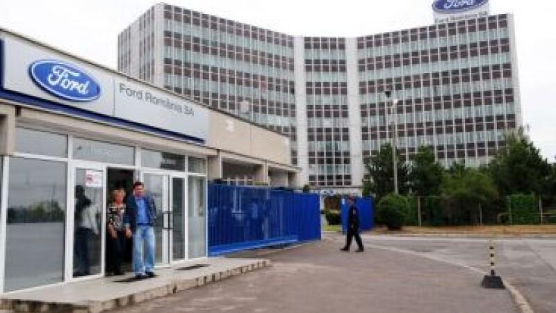 Ford face angajari masive la Craiova. Se cauta personal cu studii medii,iar salariile sunt atractive