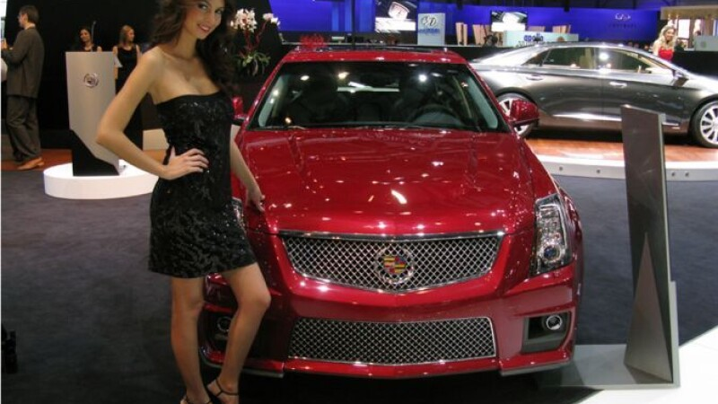 Hostesele de la Salonul Auto Geneva 2011 - 13