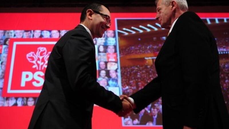 Victor Ponta si Sorin Oprescu
