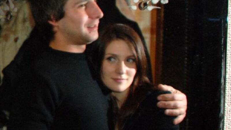 Avocatul Sorin Anton si sotia sa