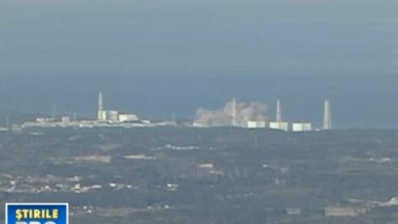 Explozie la Centrala Nucleara Fukushima