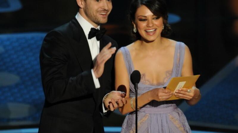 Justin Timberlake si Mila Kunis